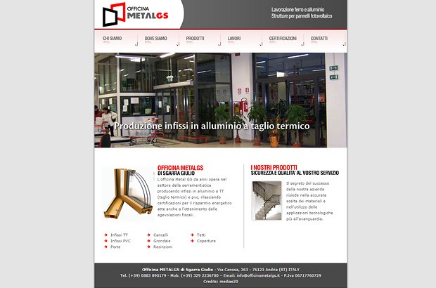 Officina MetalGS